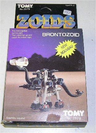 Zoids (Tomy) 1983-1988 OERbronto