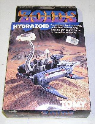 Zoids (Tomy) 1983-1988 OERhydra