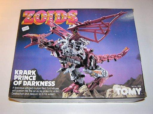 Zoids (Tomy) 1983-1988 OERkrark