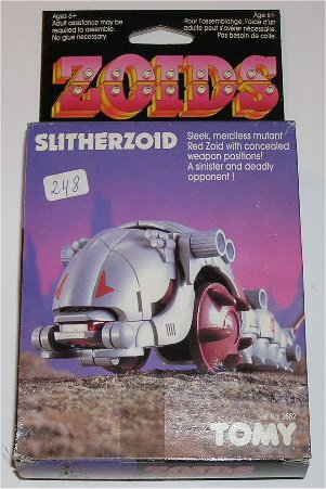 Zoids (Tomy) 1983-1988 OERslither