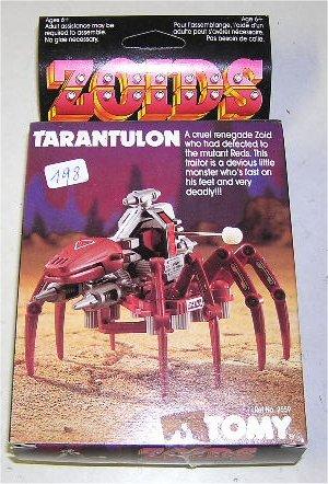 Zoids (Tomy) 1983-1988 OERtarantulon