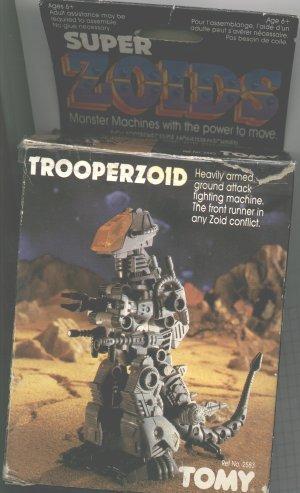 Zoids (Tomy) 1983-1988 OERtrooper