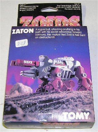 Zoids (Tomy) 1983-1988 OERzaton